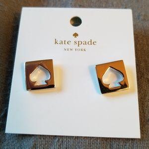 Euc kate spade earrings